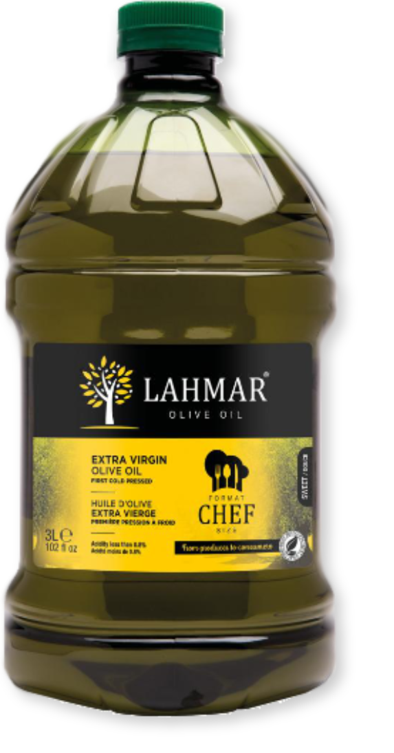 Lahmar – Sweet Olive Oil—Chef Format