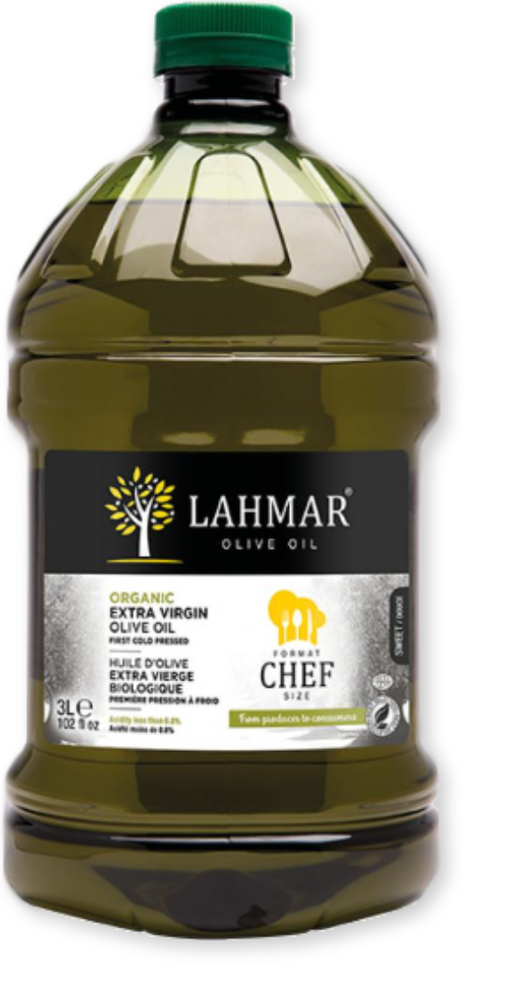 Sweet Organic Olive Oil—Chef Format