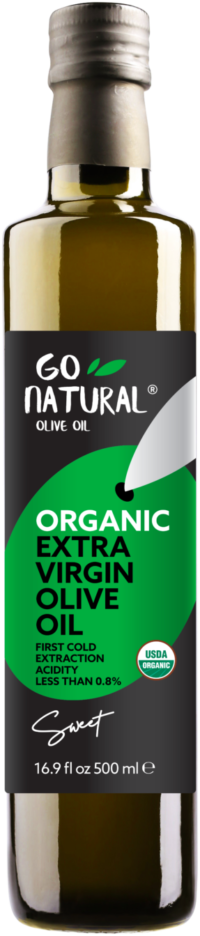 Go Natural – Sweet Organic Olive Oil