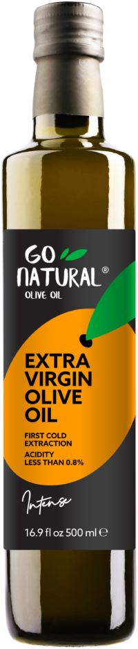 Go Natural – Intense Olive Oil