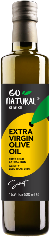 Go Natural – Sweet Olive Oil